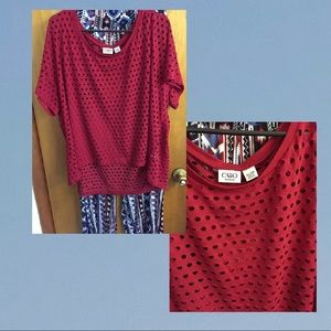 Women's Outfit - Size 2X - 3X